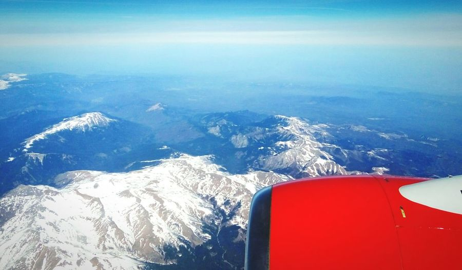 Aero Plane Airplane Plane View Mountains Snow Flight ✈ Highly In Heaven Beautiful From Height Travel The Great Outdoors - 2017 EyeEm Awards The Great Outdoors - 2017 EyeEm Awards