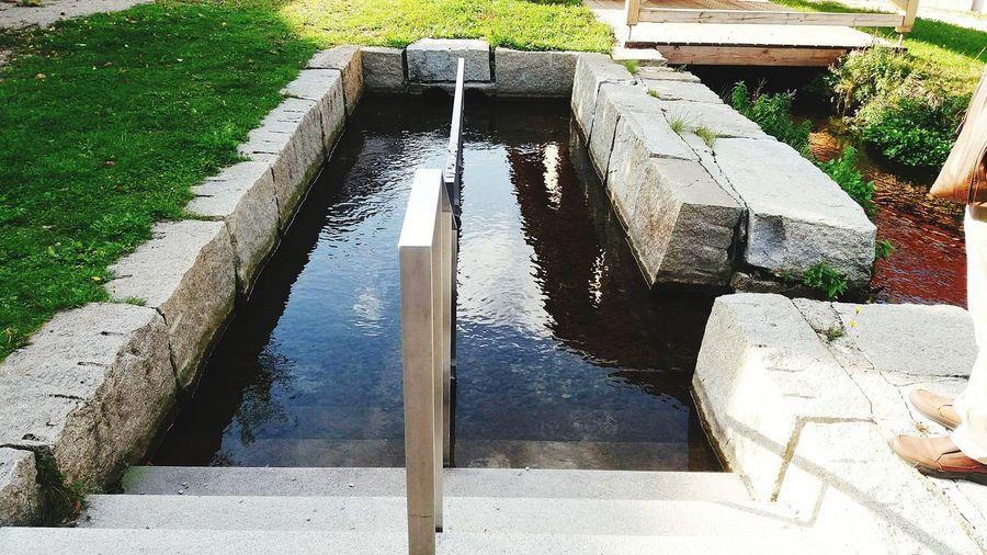Kneipp basin