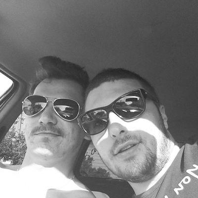 Selfie With Bestfriend Sarimsakli ayvalik drink summer in the car polo 6n vw