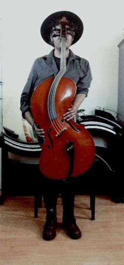 Violoncello Musician Music PicArts Psicodelic Piano Boy Iphonephotography
