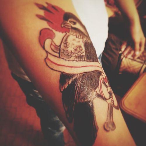Taking Photos Hello World Tattoos Black Tattoo Black And White Black & White Tattoo Ufa Home Tattoo Hello World Tattoo ❤