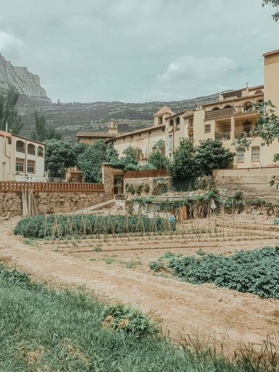 Monastery Built