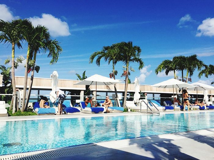 Poolparty Miami Beach Paradise Relaxing Amazing Likeforlike Like4like Like Hanging Out Party