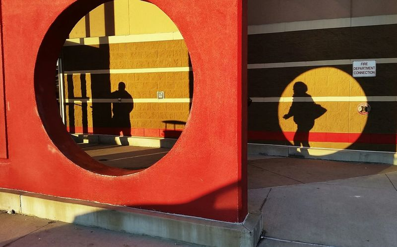 The Places I've Been Today Shopping Light And Shadow Target
