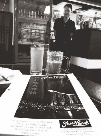 Capa Filter Having Tea