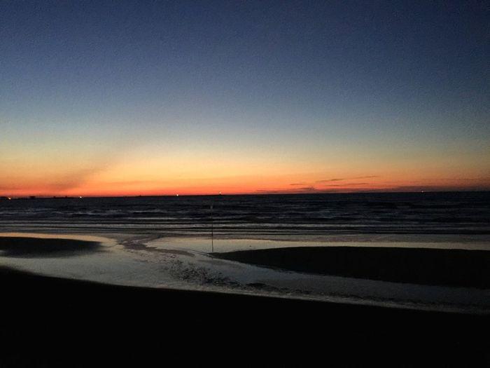 Il silenzio dopo la tempesta... Good Morning Beach Colors Sky Water Sunset Scenics - Nature Beauty In Nature Sea Tranquil Scene First Eyeem Photo