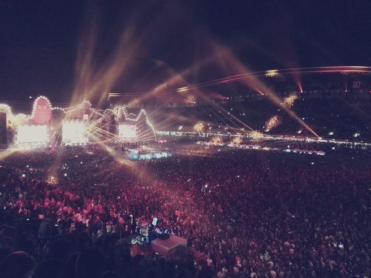 Cluj Arena untold Arminvanbuuren concert First Eyeem Photo