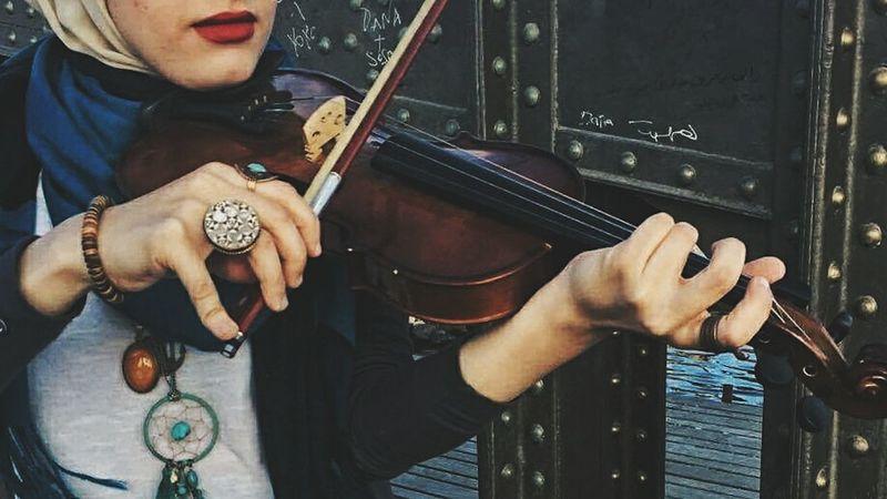 Music Musician Violinist