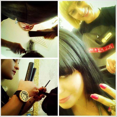 ♡♥♡ Salon Metime Natalia The_russians_are_coming mwhaa habeepti friends hair fashion style abudhabi uae albateen ♡