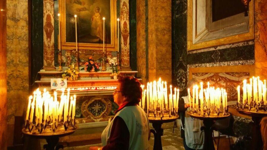 Madonnadelfuoco Candele Candles Devozione Cristianesimo Chiesa Fede