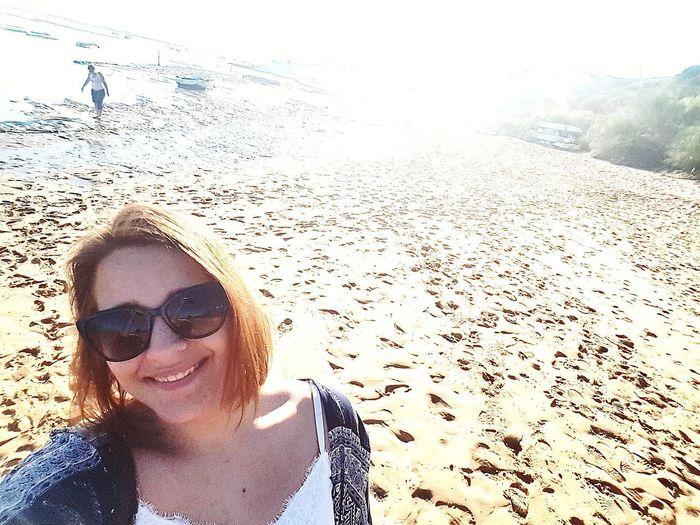 Cacela Velha Portugal Ria Formosa Sunnyday☀️ May S7edgephotography S7edgephoto Polarr Edition S7shot Joyfull Joy Selfie ✌ Selportrait Young Woman