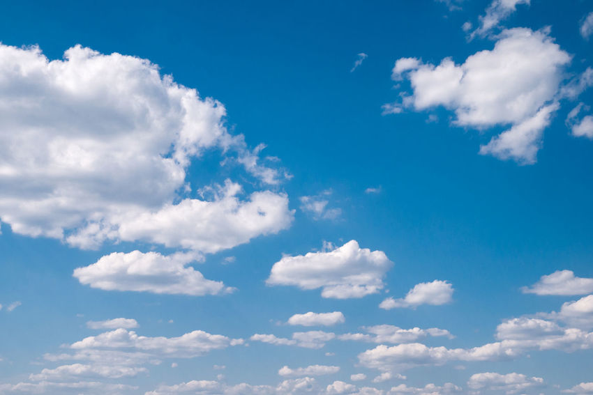 Clear Sky Country Living High Himmel Und Wolken White Clouds Air Beauty In Nature Blue Cloud - Sky Day Environment Fresh Frisch Nature No People Outdoors Oxygen Scenics - Nature Sky To Breathe Tranquil Scene Tranquility Wadding Width