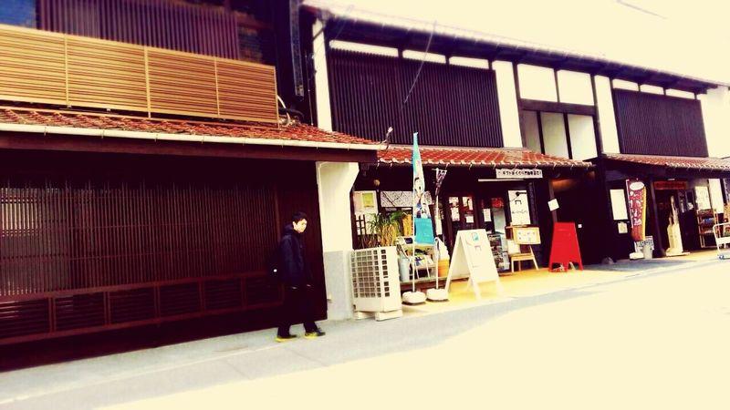Saijo Sakagura-street