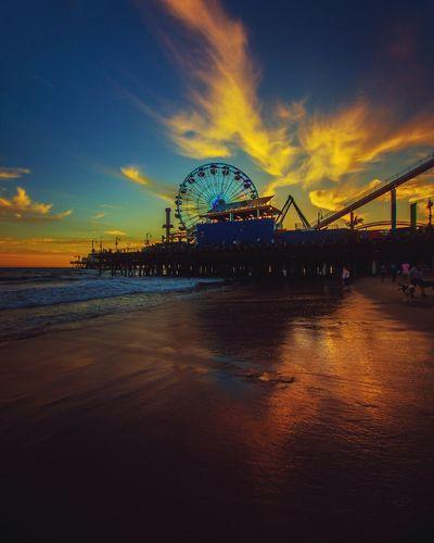 Photo taken in Santa Monica, United States