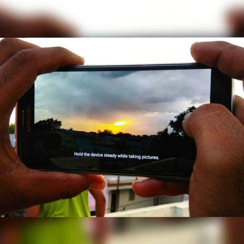 Sunset Samsung Note4 Myxiaomimi3 myxiaomicameraisthebest
