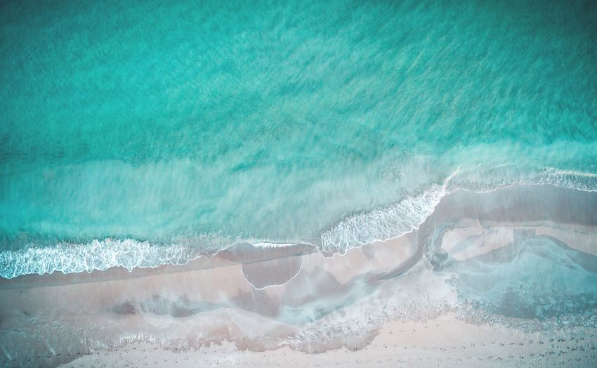 Beautiful beach in Norway Bestofnorway Earthmood Travelphotography Visit_norway Nature Aerial Photography Aerial View Water Wave Sea Beauty Backgrounds Beach Close-up Landscape Scenics Tranquility Tranquil Scene Power In Nature