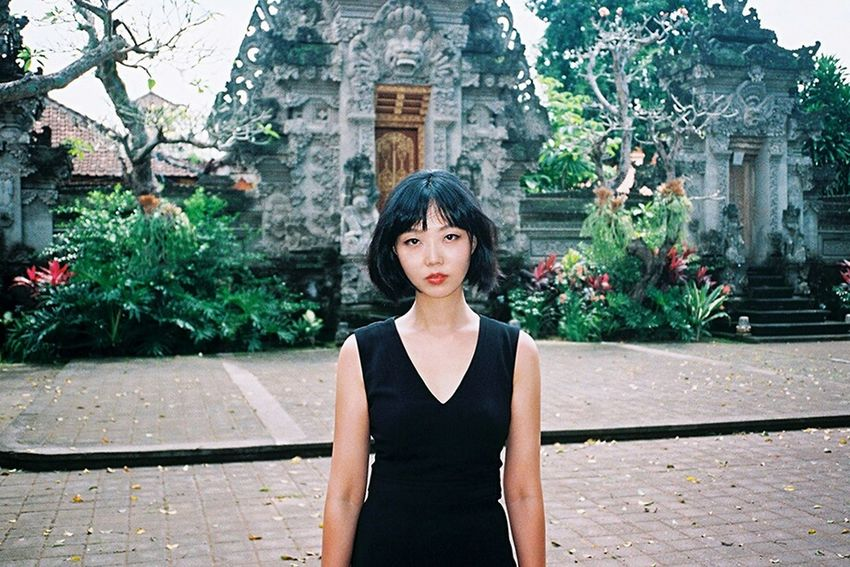 Mira Heo Film Work Self-portrait