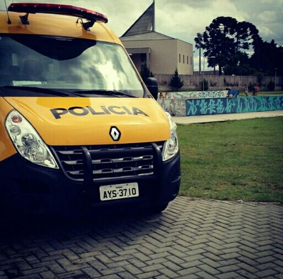 Police PMPR Brasilian Security Pride