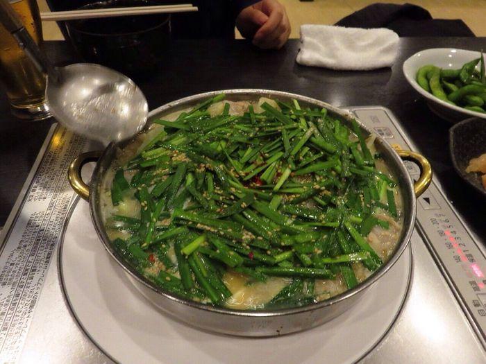 もつ鍋 Motsunabe Yammy!!  Fukuoka Fukuoka,Japan Fukuokafood Food Foodporn Foodphotography Food Photography