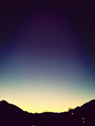Sunrise Sky Good Morning Switzerland