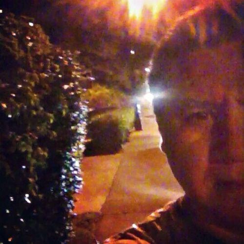 Running night 5k Journey