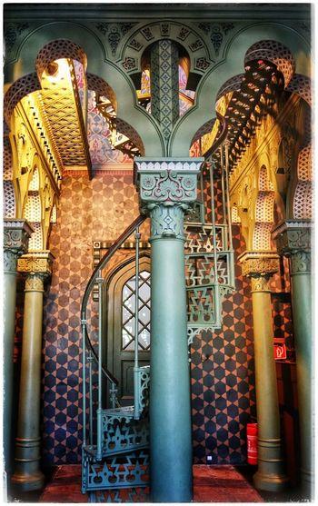 Tag Des Offenen Denkmals Dampfmaschinenhaus Moschee Potsdam Behind Closed Doors Entdeckertag Entdeckungstour