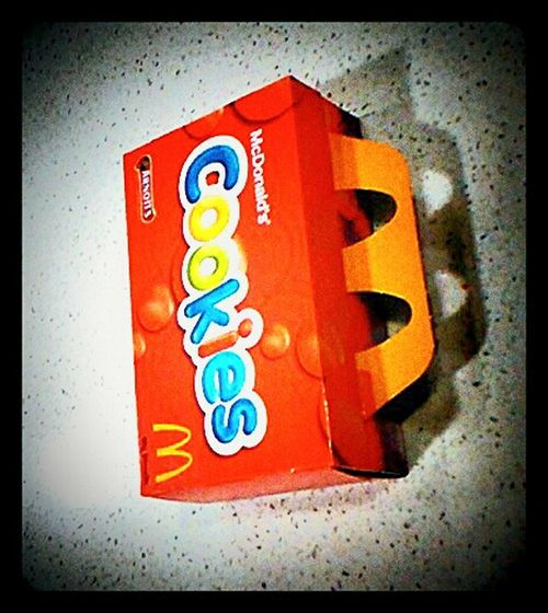 Golden Arches Cookies WesternScript Western Script Text Macca's Cookies🍪 Mc Donald's Cookie Maccas I'm Lovin' It ® Cookies Box COOKIES! Yumm-a-licious Biscuits The Golden Arches Mc Donalds Calories Ready-to-eat Mcdonalds McDonald's Cookies Mickey D's At McDonald's Goldenarches Mickey Dees Golden Arches Cookie Time Bickies
