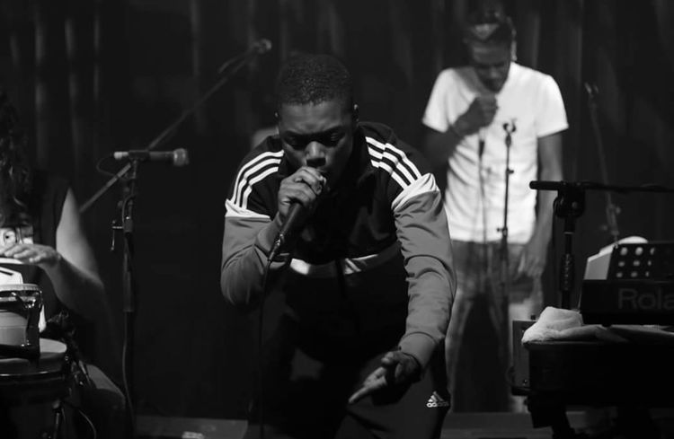 Popular Musicphotography Concert Photography Blackandwhite Photography Black & White Black And White Photography Black And White Pepole Eyestoriestudio Oh The Places We'll Go Sound Of Life Music Is My Life Rap&hiphop