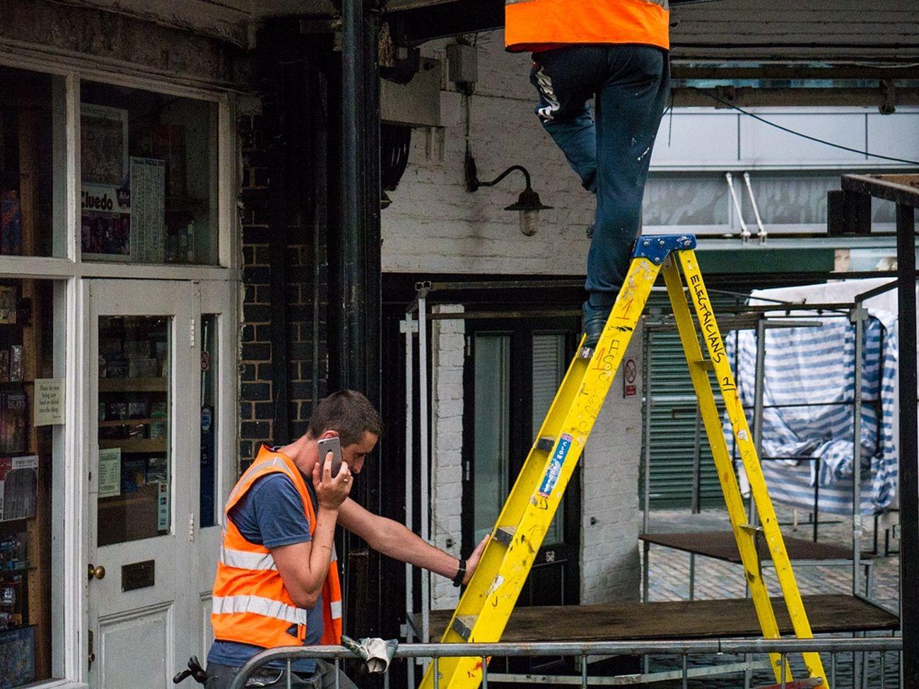 Advanced ladder