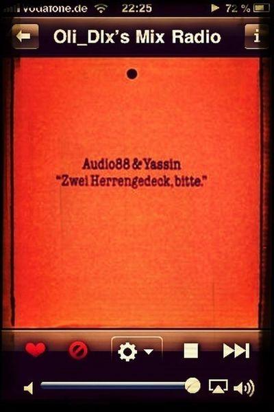 Listening To Music HipHop/german Audio88 Last FM
