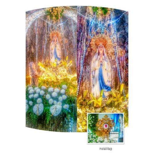 Happy Fiesta Mahal nga Birhen sa Lourdes! Mamamary MarianDevotee Lourdes FeastDay Happy Fiesta