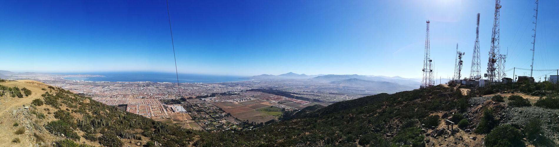 Cerro grande, la serena