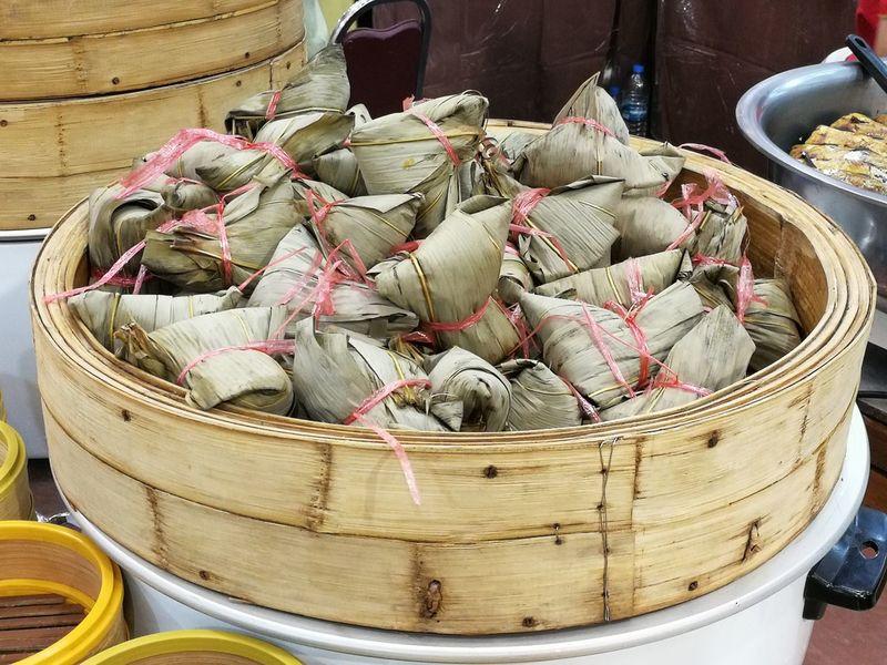 Dimsum อาหาร Chinese Food บะจ่าง
