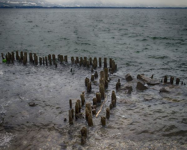 Lindau Bodensee Beach Beauty In Nature Day Nature No People Outdoors Scenics Sea Sky Tranquility Water