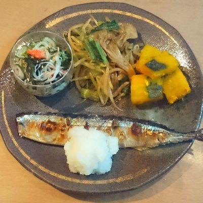 今日の我が家の晩御飯シリーズ