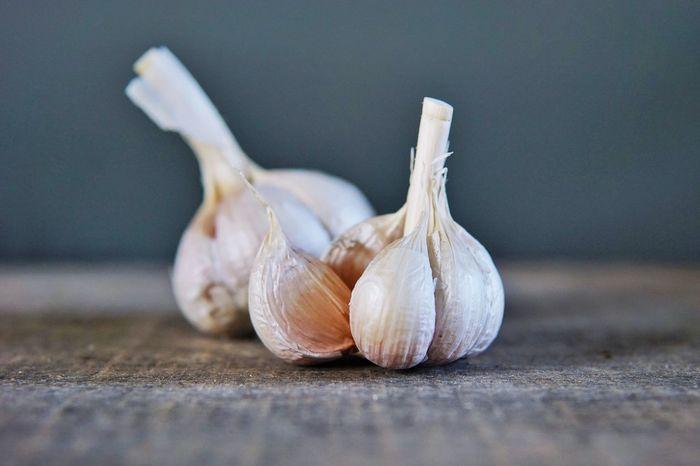 Garlic Cooking Garlic Freshness Garlic Clove Garlic Bulb Healthy Eating Ingredients Food