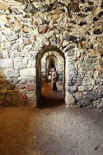 Alone Cave Dirt Dungeon Girl Look Back Road Rocks Sad Sand Tunnel Woman TCPM The Portraitist - 2017 EyeEm Awards