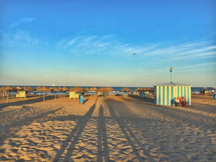 Beach Sky Outdoors Blue Vacations Nature Sea Sunlight Mar Cielo Fuera Azul Vacacion Naturaleza España Playa