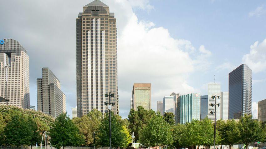 Dallasskyline Downtown Dallas Down Town City Skyline MyCity❤️ Urban Landscape Urbanphotography Dallas Texas Dallas <3  Downtown