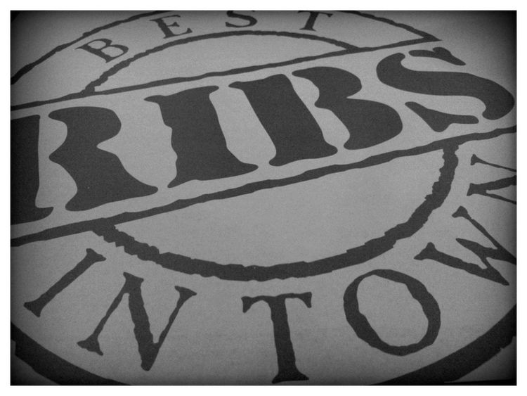 01.17.13 The Best Ribs In Town For The Hungriest Tummy In Town