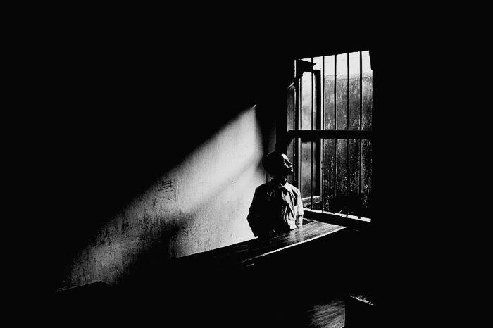 Darkness And Light DeafBoy Light Shadows Silence In The Dark