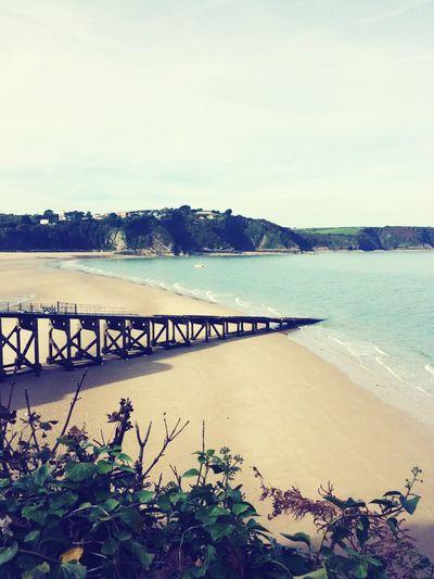 Tenby seaside