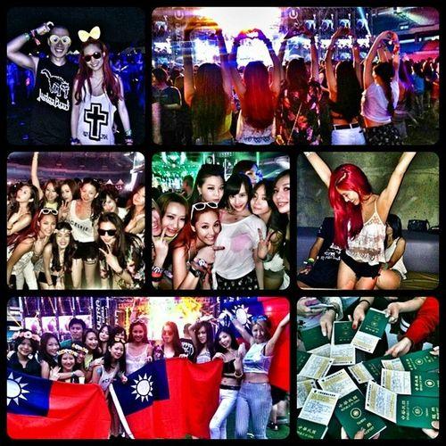 Ultrakorea2014 Ultra Korea Feelyoung love music fun taiwanesegirl loveandpeace cantstopcrazy wecandanceallnight 完全沒有睡飽,也沒有吃到正餐,ㄧ直忙著party ,回來的時候忘記把心打包了?and where is NEXT? ?