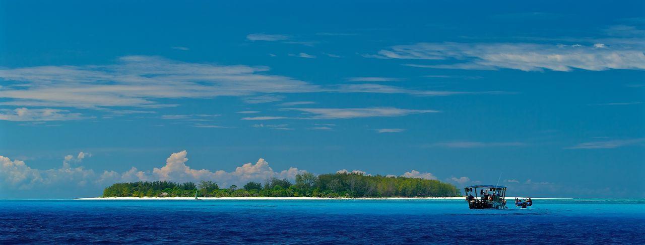 Almost like in heaven ... Zanzibar Beauty In Nature Blue Cloud - Sky Island Islandlife Landscape Nature Nautical Vessel No People Ocean Outdoors Paradise Scenics Sea Water