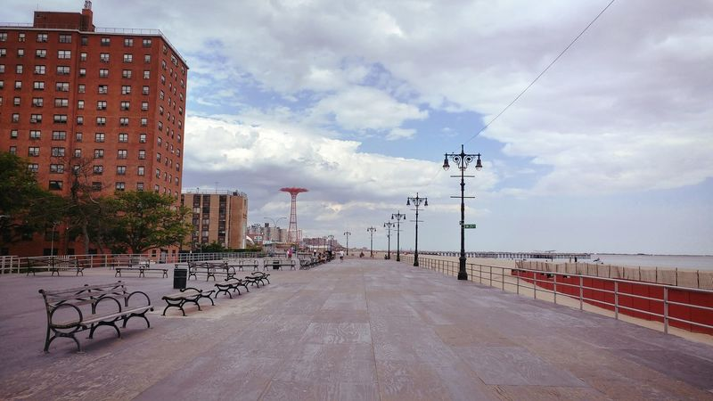 Outdoors Beach Phototime Walkin Around Coneyisland Sea New York City Travel Destinations