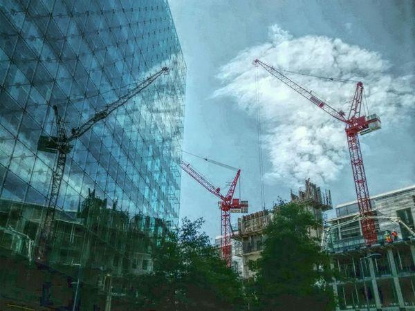 Architecture Manchester Cityscapes