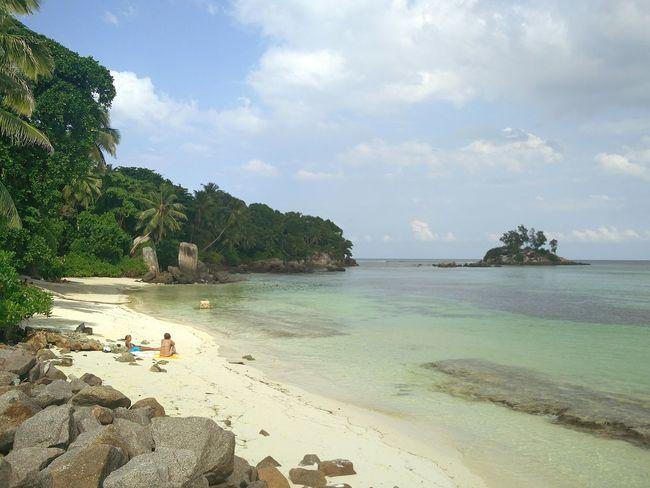 Clear Water Blue Waters Sunbathe