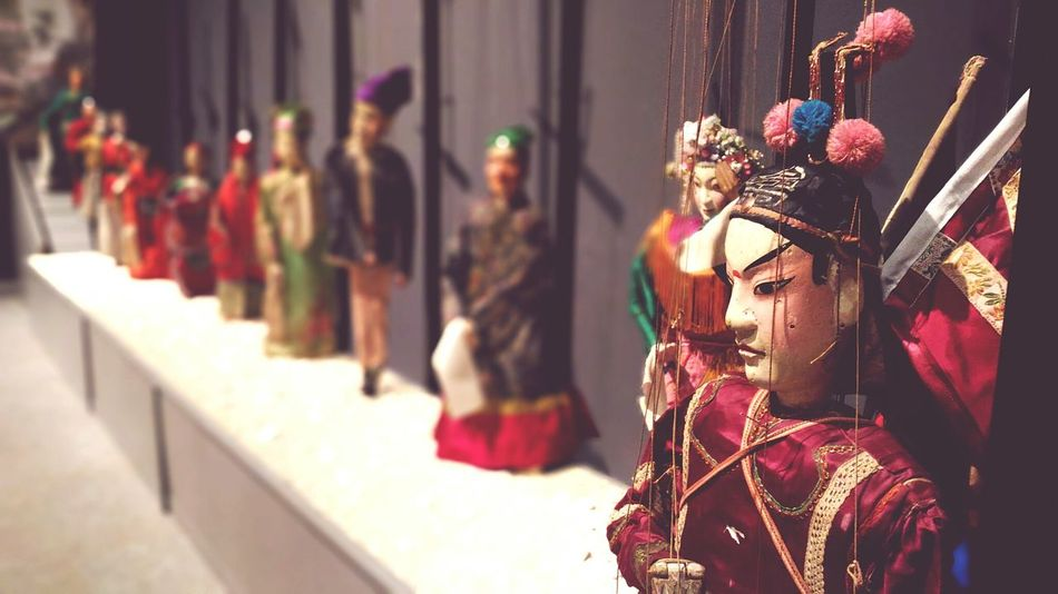 Dolls Museum Asian  No People Inside Culture Puppets Torino Life Japan Japanese  Japan Colorfull