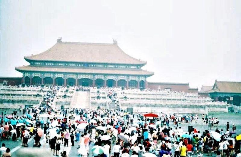 China/Beijing/2010 Around The World By Lufthansa