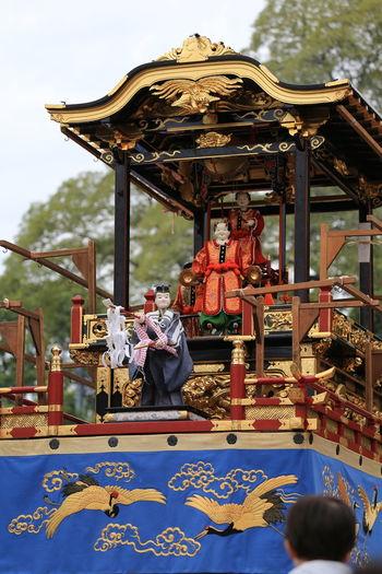 津島の秋祭り Autumn Festival Arts culture and entertainment Japan